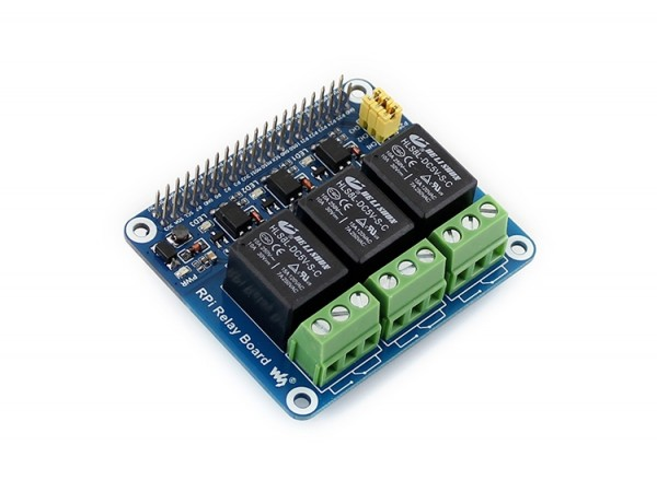 RPi Relay Board