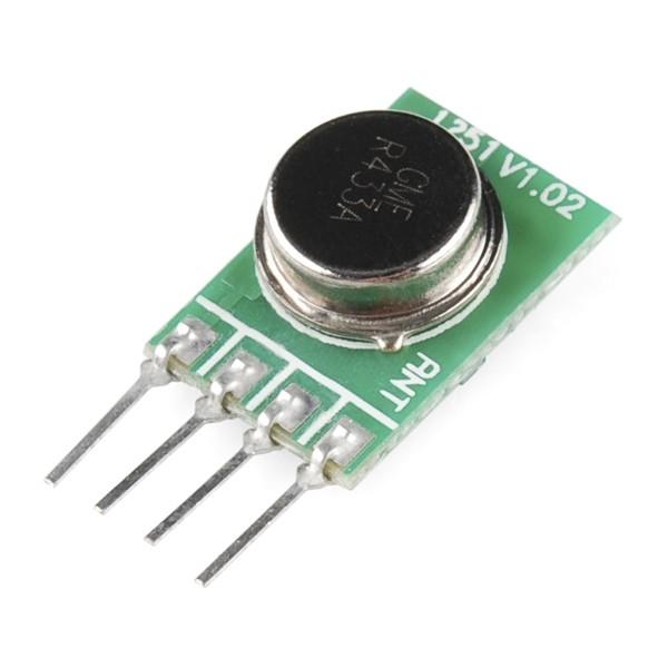 RF Link Transmitter - 434MHz WRL-10534