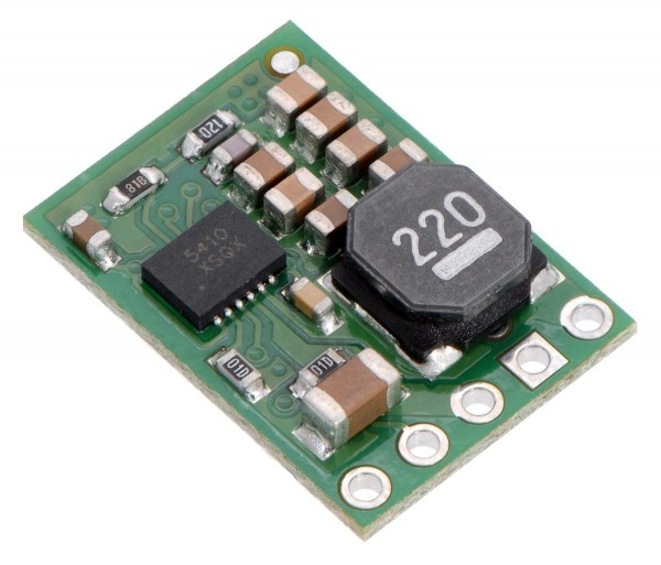 Pololu 5V, 1A Step-Down Voltage Regulator D24V10F5