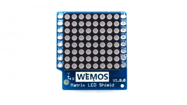 WEMOS Matrix LED