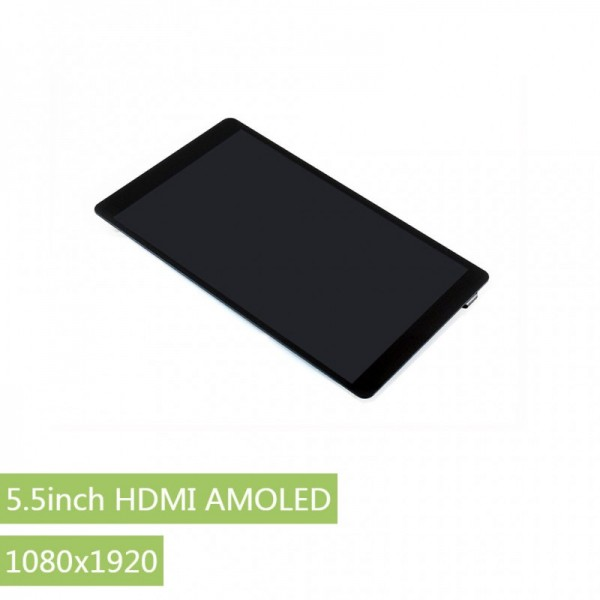 "5.5"" HDMI AMOLED 1080x1920"