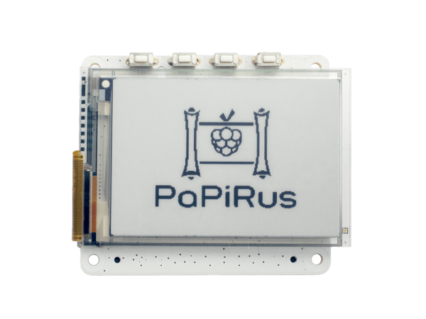 "PaPiRus 2.7"" ePaper Display HAT for Raspberry Pi"