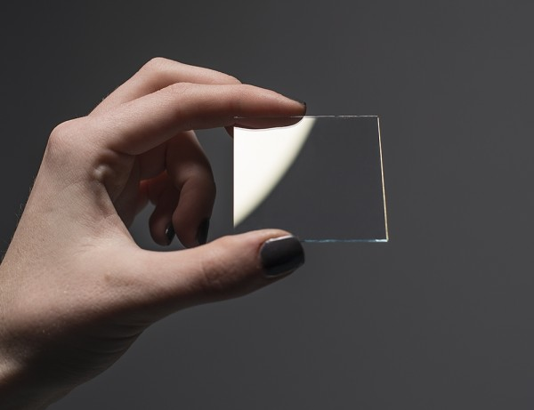 ITO (Indium Tin Oxide) Coated Glass - 50mm x 50mm