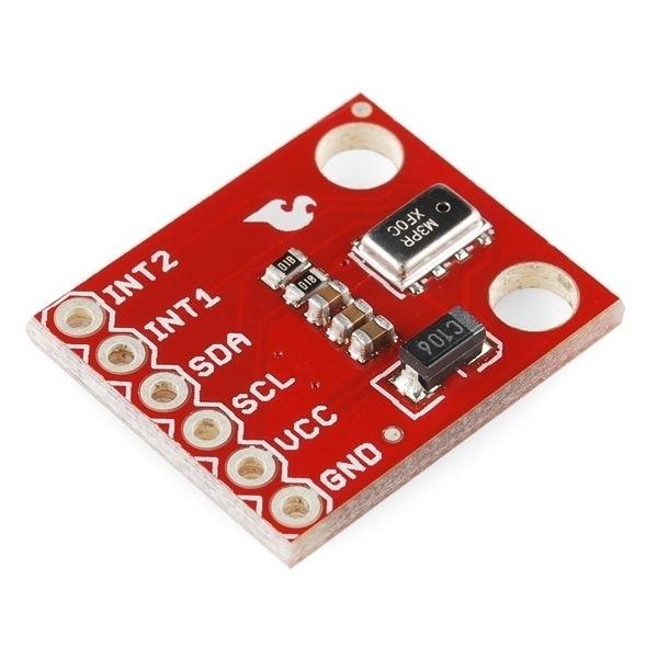 Sparkfun MPL3115A2 Höhen- und Drucksensor Breakout