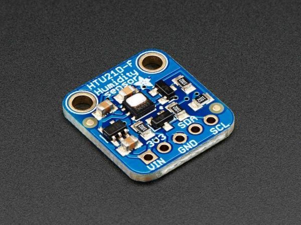 Adafruit HTU21D-F Temperature & Humidity Sensor Breakout Board