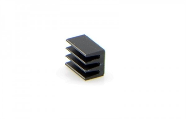SMD Kühlkörper 10x13 mit Wärmeleitfolie