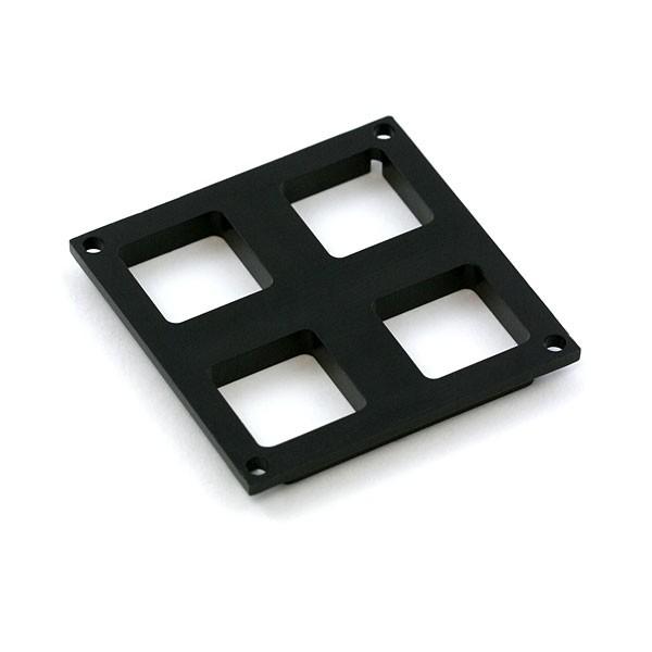 Button Pad 2x2 Top Bezel COM-08746