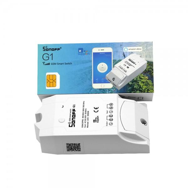 Sonoff G1 GPRS/GSM Remote Power Smart Switch