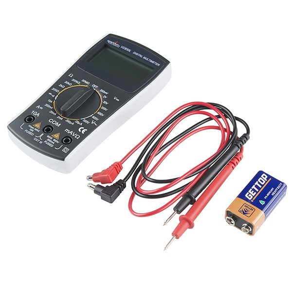 Digitaler Multimeter (Basic)