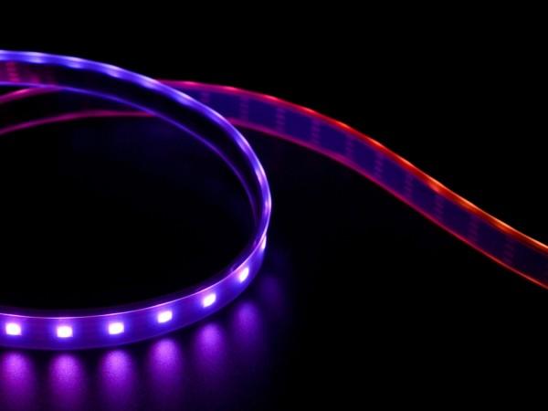 Adafruit DotStar Digital LED Strip - Black 60 LED/m - BLACK 4m