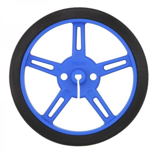 Pololu Wheel 60x8mm Pair - Blue