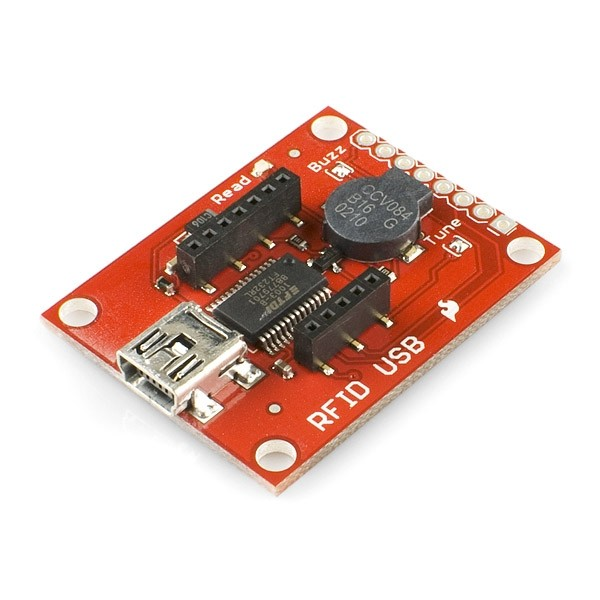 Sparkfun RFID USB Reader SEN-09963