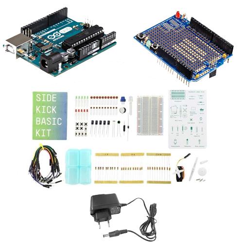 Starter Kit mit Arduino Uno