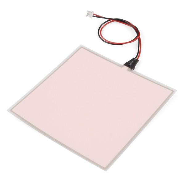 EL Panel - Weiß (10x10cm)
