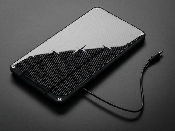 Large 6V 3.4W Solar panel
