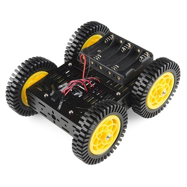 Multi Chassis - 4WD Kit (ATV version)