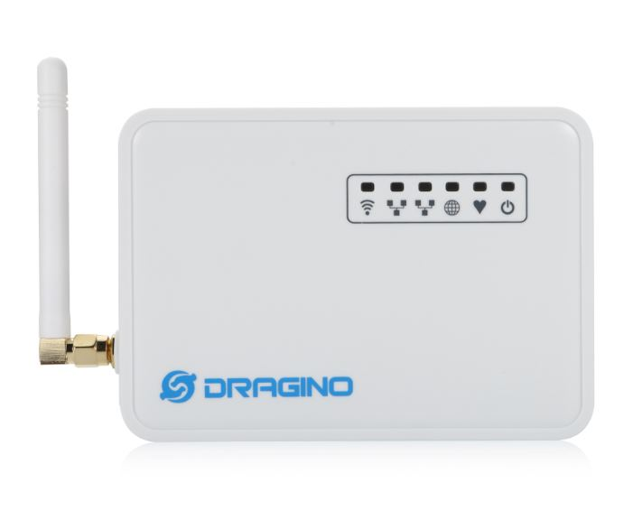 Dragino LG01-N LoRa IoT Gateway 868MHz