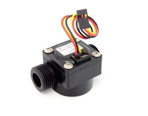 Seeed Studio G1/2 Water Flow Sensor