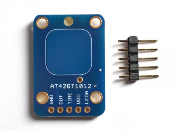 Adafruit Standalone Toggle Capacitive Touch Sensor Breakout - AT42QT1012