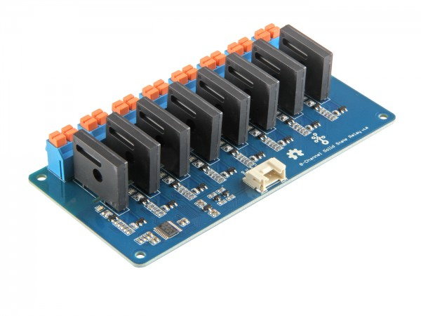 Seeed Studio Grove - 8-Channel Solid State Relay