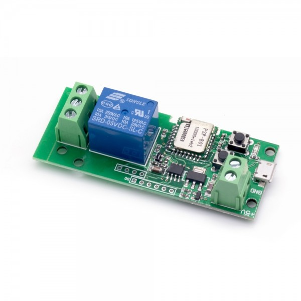 Itead Studio Inching /Self-Locking WiFi Wireless Switch 5V