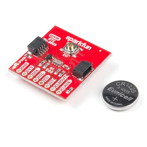 SparkFun Real Time Clock Module - RV-8803 (Qwiic)