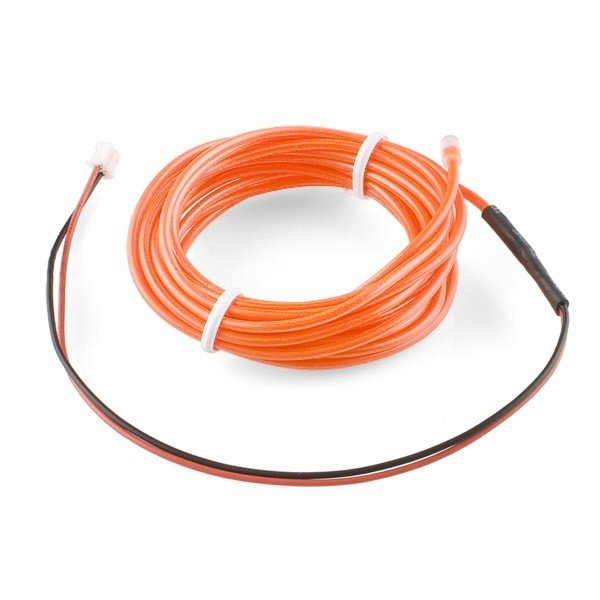 EL Kabel - Orange 3m