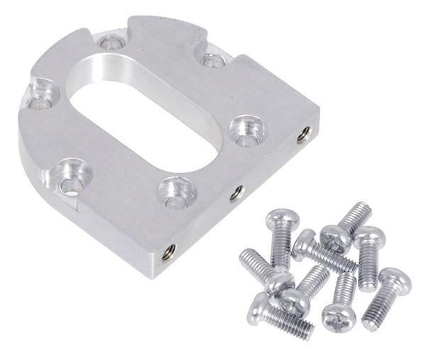 Pololu Machined Aluminum Bracket for 37D mm Metal Gearmotors