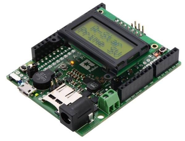 Pololu A-Star 32U4 Prime SV microSD with LCD