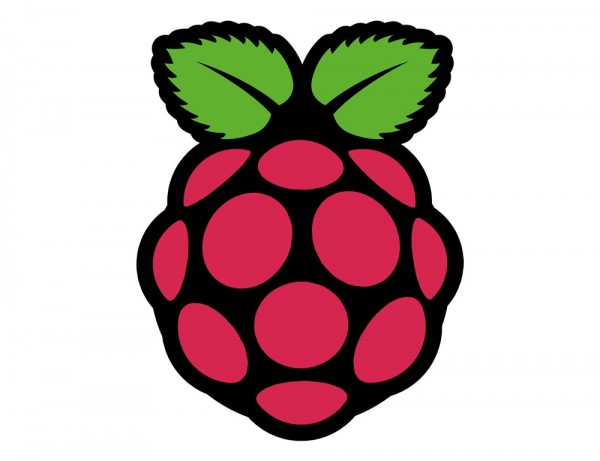 Raspberry Pi® - Aufkleber