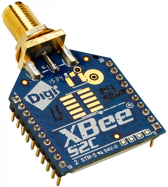 XBee 802.15.4 Module with RPSMA connector XB24CASIT-001