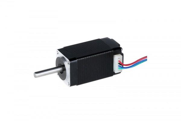 Stepper motor Nema 11 (bipolar, 200 steps, 6.2 V DC, 0.67 A) - 11HS5406