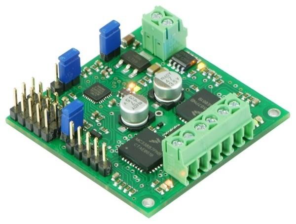 Pololu TReX Jr Dual Motor Controller DMC02
