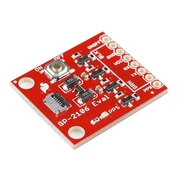 Sparkfun GP-2106 Evaluation Board