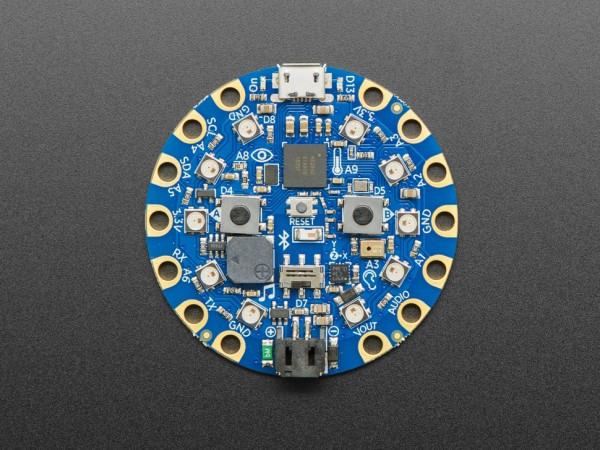 Circuit Playground Bluefruit - Bluetooth Low Energy