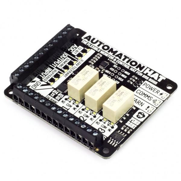 Automation HAT für Raspberry Pi