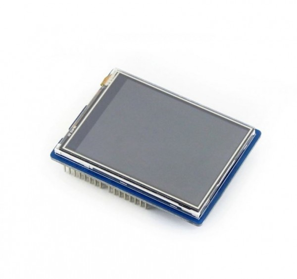 Waveshare 2.8 Inch Arduino Touch LCD Shield