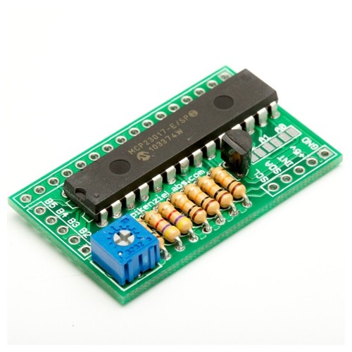 I2C LCD Interface v3 - Kit