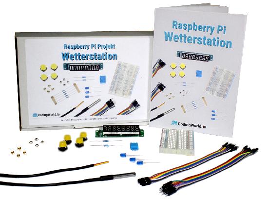 Raspberry Pi Wetterstation Kit