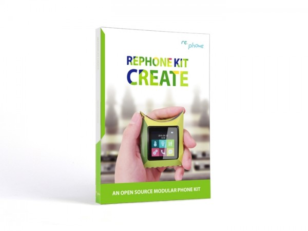 Seeed Studio RePhone Kit Create