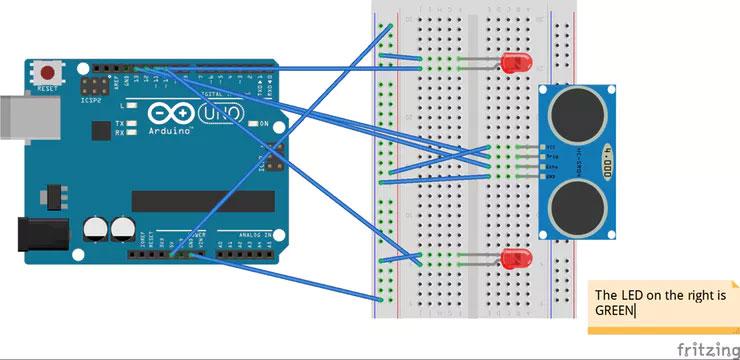 arduino-ultraschallsensor