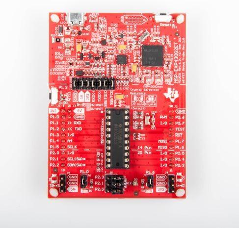 MSP430 LaunchPad Value Line Development kit