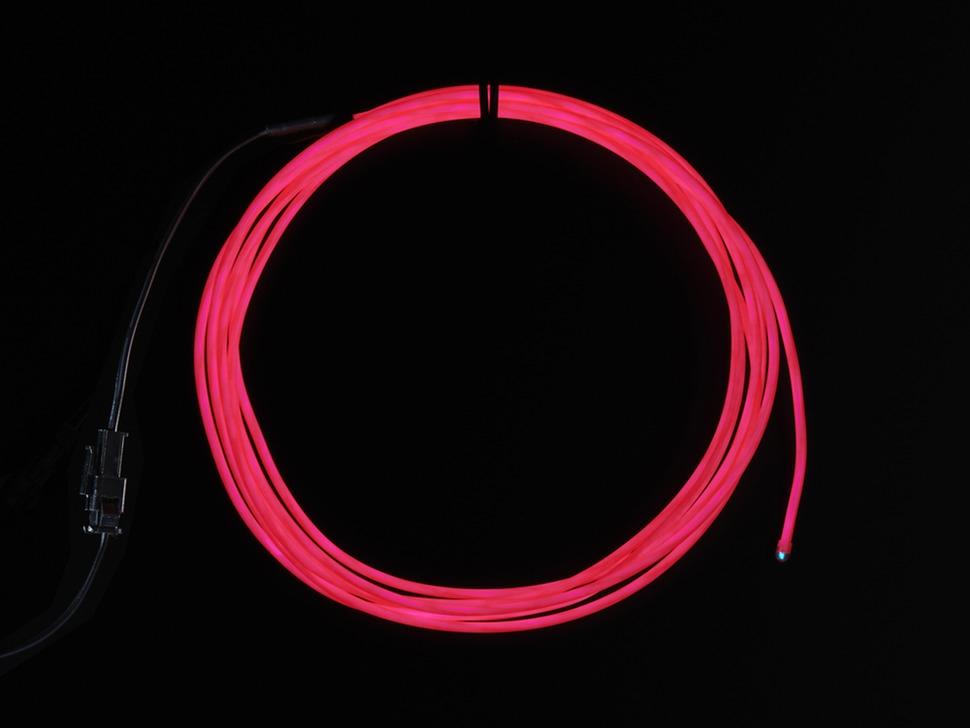 EL Leuchtfolien, Kabel und Leuchtbänder | EXP Tech