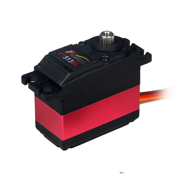 FT513BL Metal Gear Digital Brushless Servo 12kg.cm
