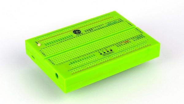 STEMTera Smart Breadboard mit Build-in Arduino (grün)
