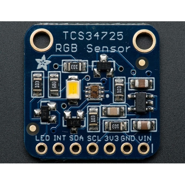 Adafruit RGB Color Sensor with IR filter - TCS34725