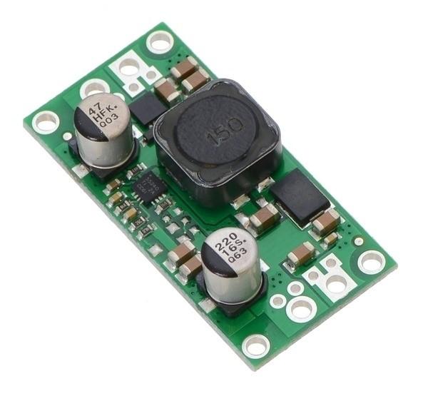 Pololu 9V Step-Up/Step-Down Voltage Regulator S18V20F9