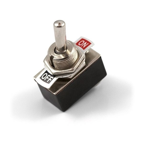 Toggle Switch On - Off
