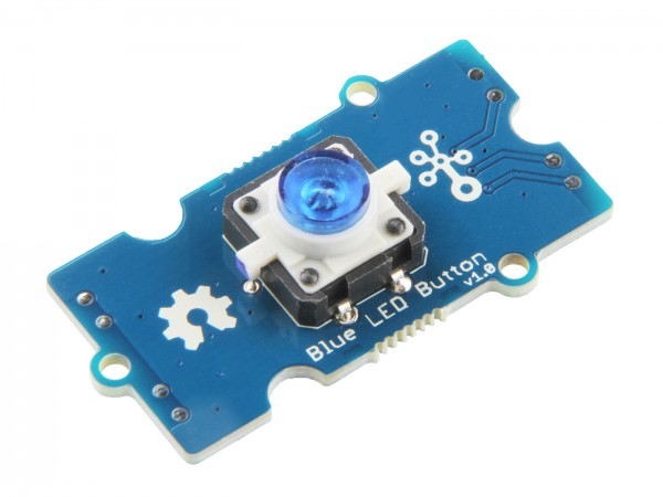 Seeed Studio Grove - Blue LED Button