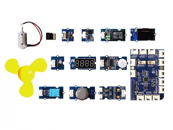 Seeed Studio Grove Kit for Win10 IoT Core & Azure Platform